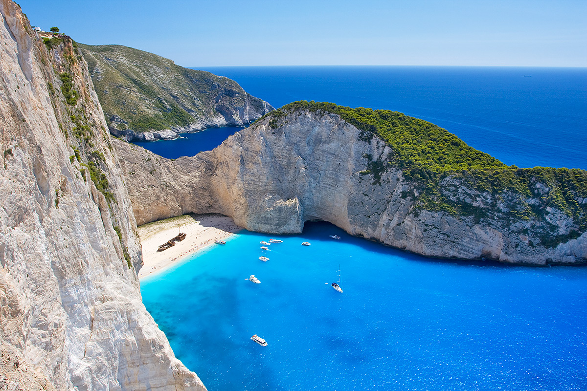 Greece Tour Package From Dubai